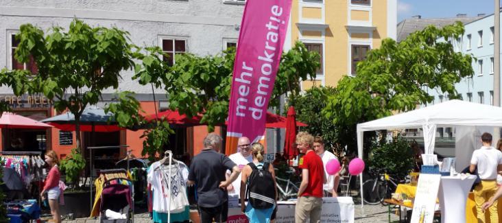Fair Planet Fest 2014 Erwin Leitner