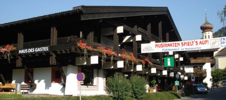 Haus des Gastes (c) Montafon Tourismus GmbH