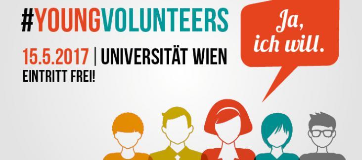 Young Volunteers, Freiwilligenmesse, Universität Wien