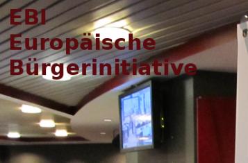 Europäische Bürgerinitiative