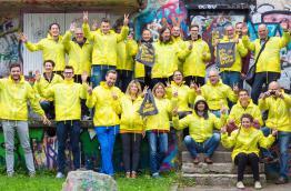 mehr demokratie! Camp 2017 (c) Gabriel Gschaider