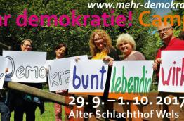 Aktiv-Demokratie - bunt, lebendig & wirksam